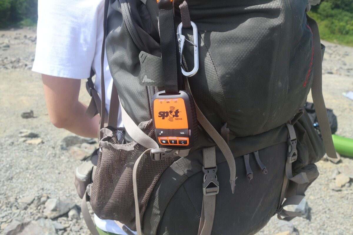 GPSメッセンジャー『SPOT Gen3』