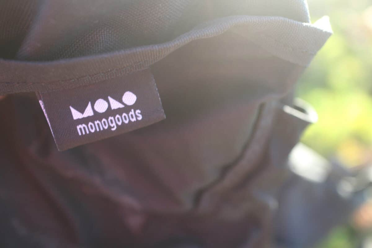 monogoods コーデュラクラシック 500D 3wayバッグ