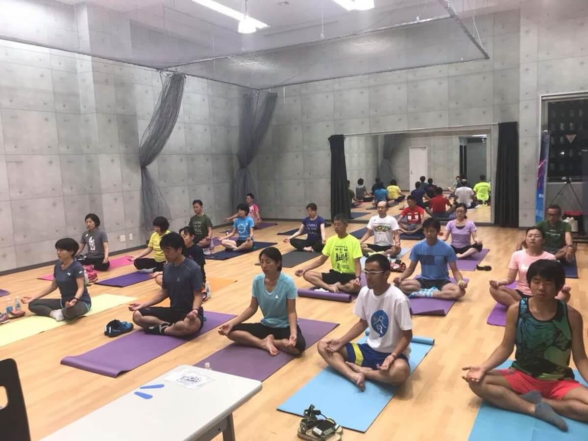 吉住友里のトレイルランニング練習法『マラソンの呼吸について』
