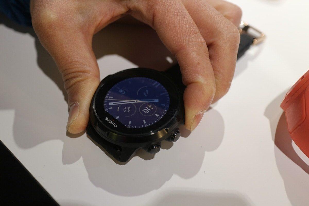 スントの時計を再起動
