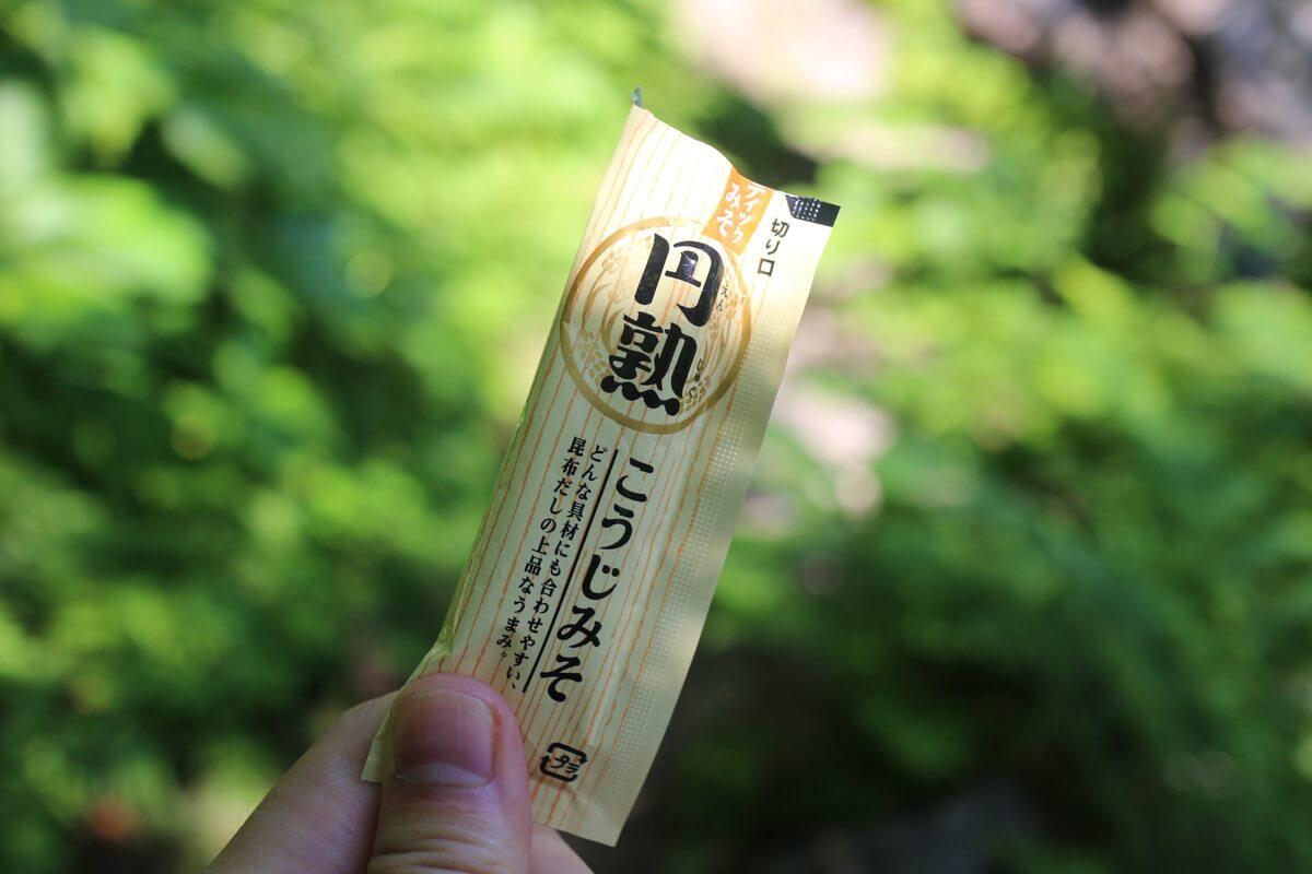 日射病対策の味噌