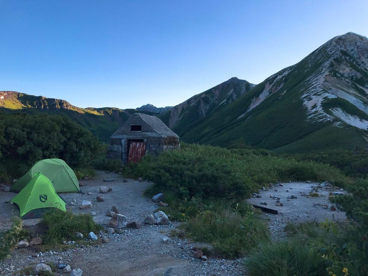 北アルプス登山 テント泊縦走 第4回『笠ヶ岳の素晴らしさを堪能』