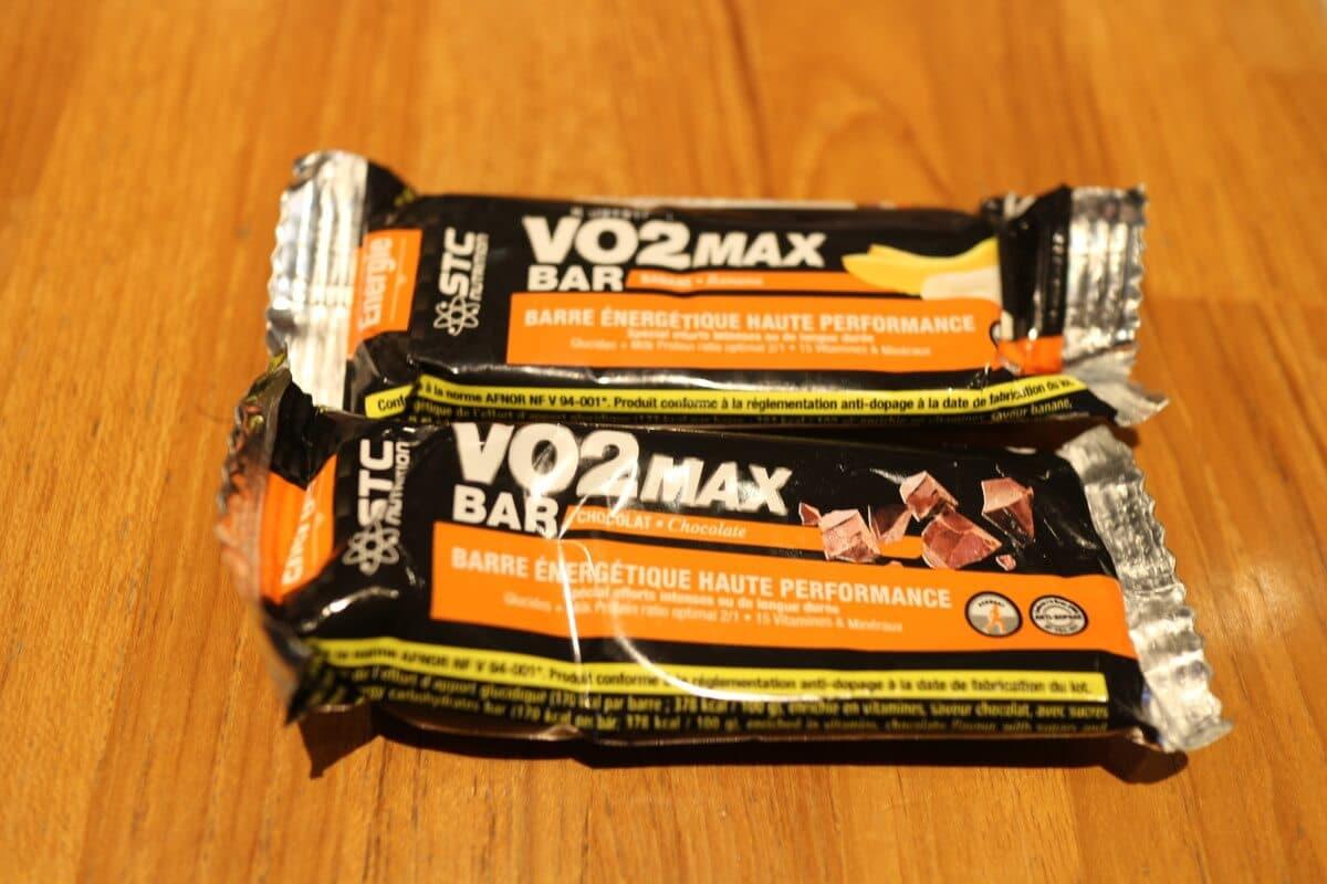 補給食エネルギーバー『VO2 MAX&IRON FORCE』