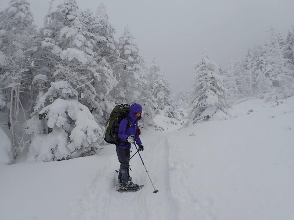 雪山用グローブ 実際の活用イメージ