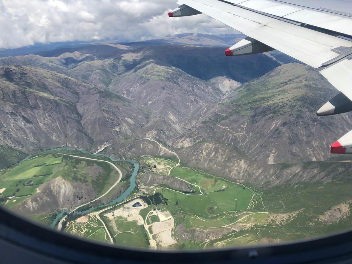 ニュージーランド航空のサービス