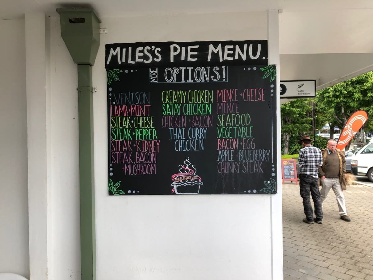 Miles Better Pies