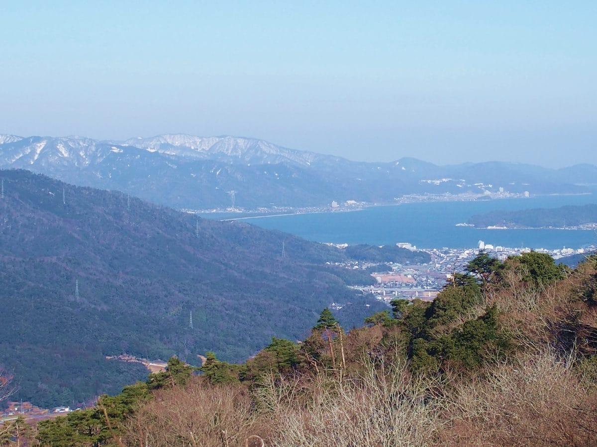 花いっぱい!早春の杉山を歩こう 4 月6日開催 花の百名山 大江山を歩く