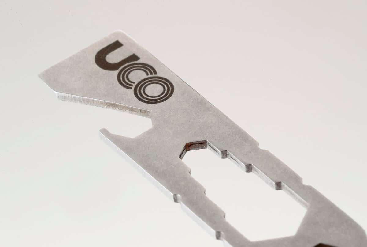 UCOのファイヤーギア『メタルマッチ』