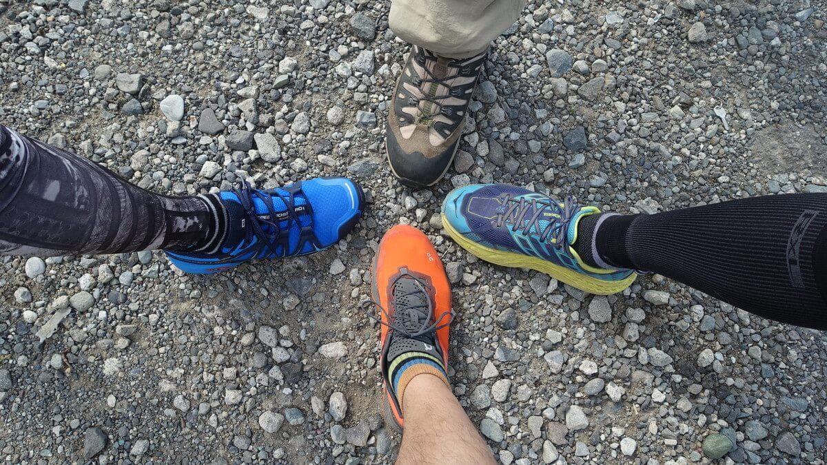 塔ノ岳 登山に挑む為の登山靴