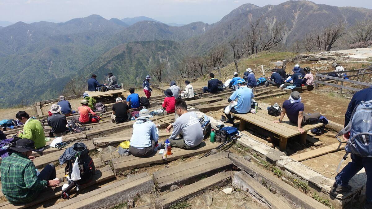 塔ノ岳 登山までの準備