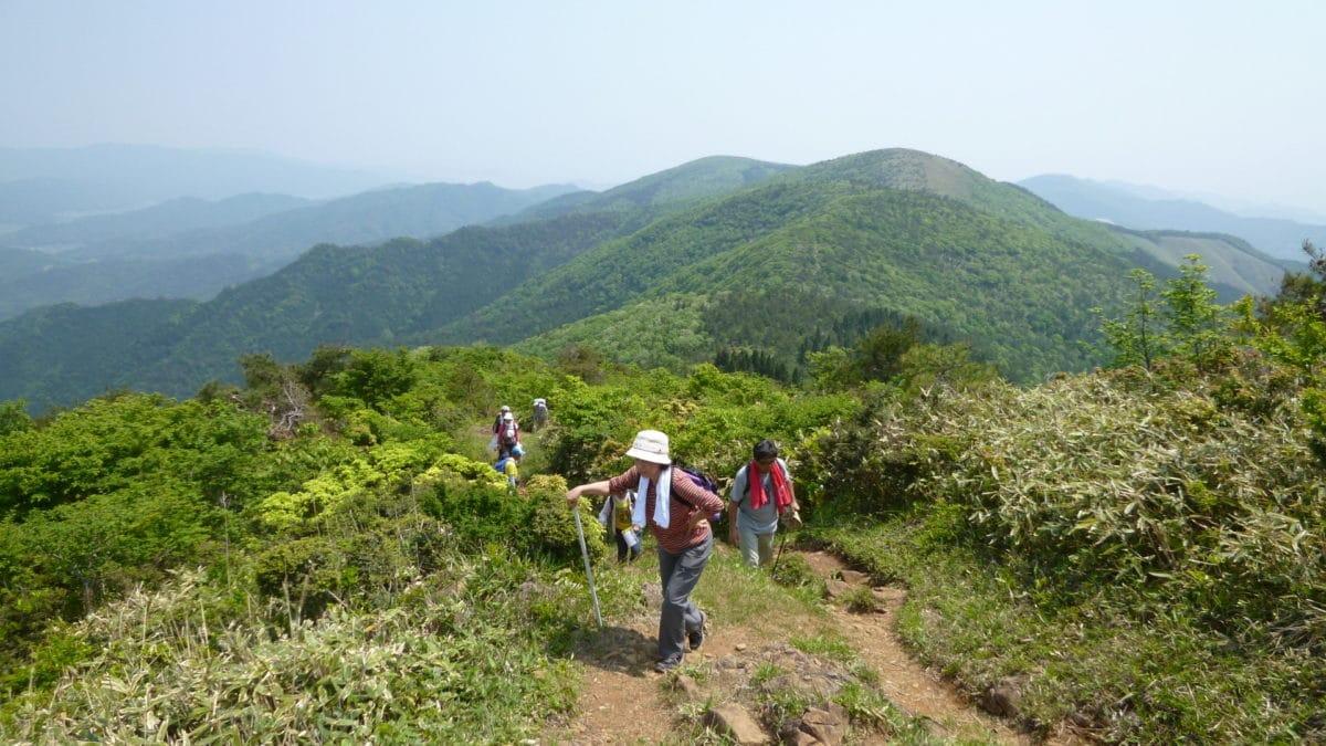 大江山 一斉登山(第34回)を開催します