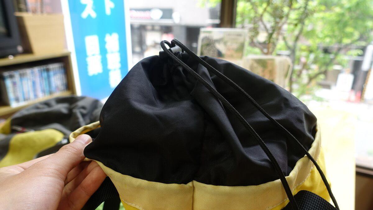 カモシカスポーツオリジナルのギアバケット