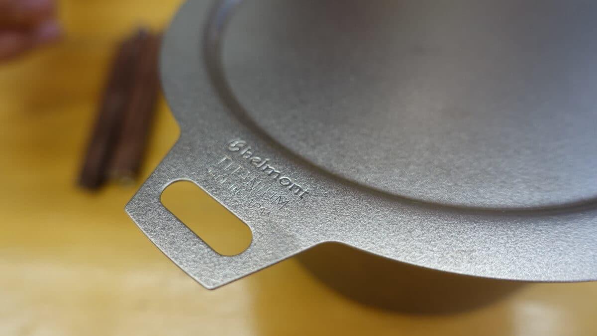 ベルモントのチタンシェラカップ深型用の蓋