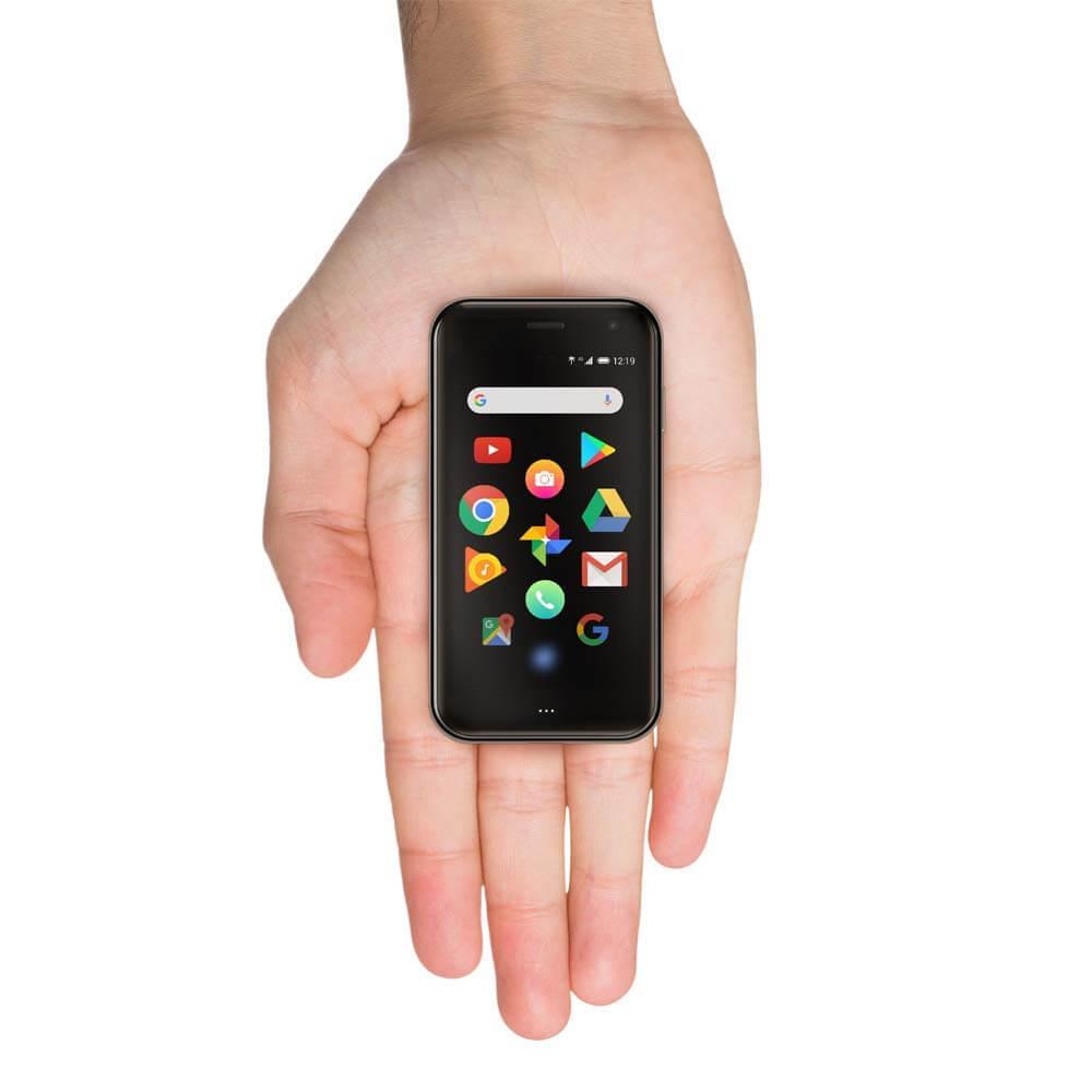 62.5グラム超軽量スマホ「Palm Phone」