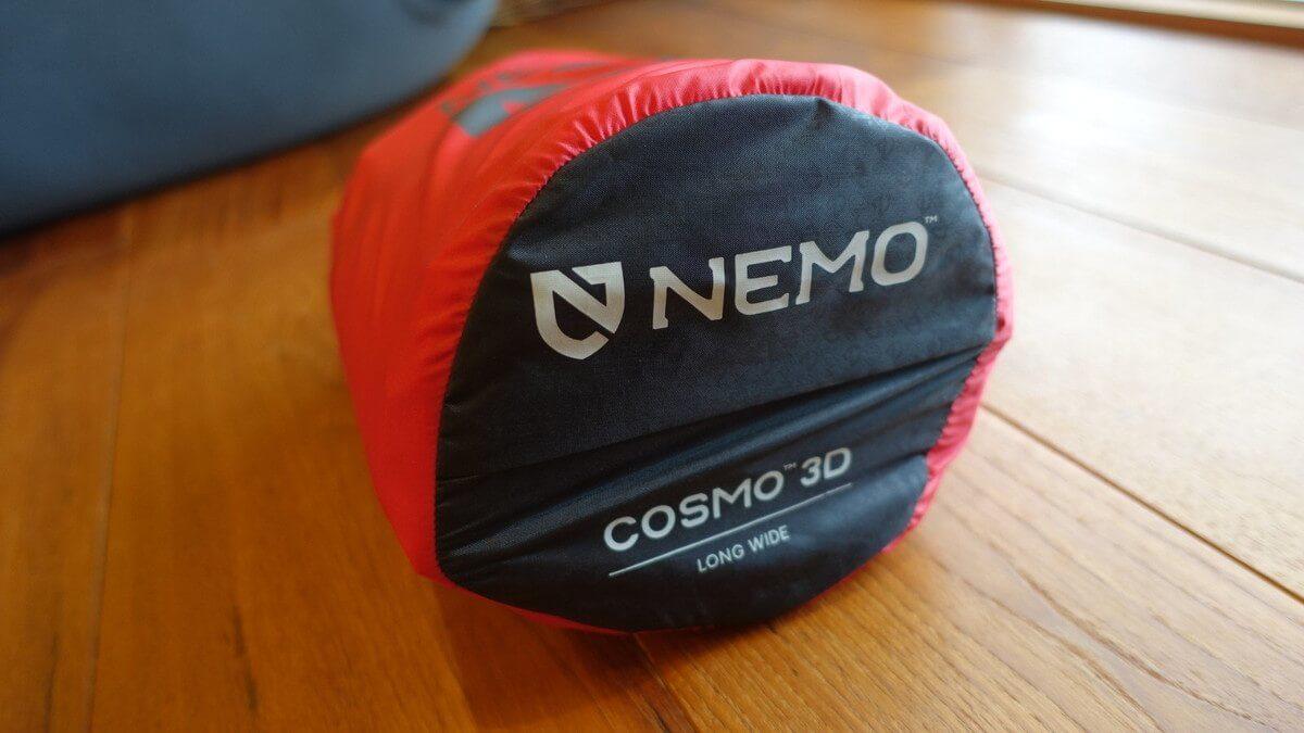 NEMOマットのコンパクト性