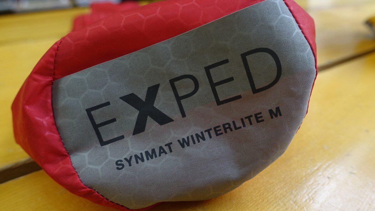 エクスペド シンマット ウィンターライトのコンパクト性