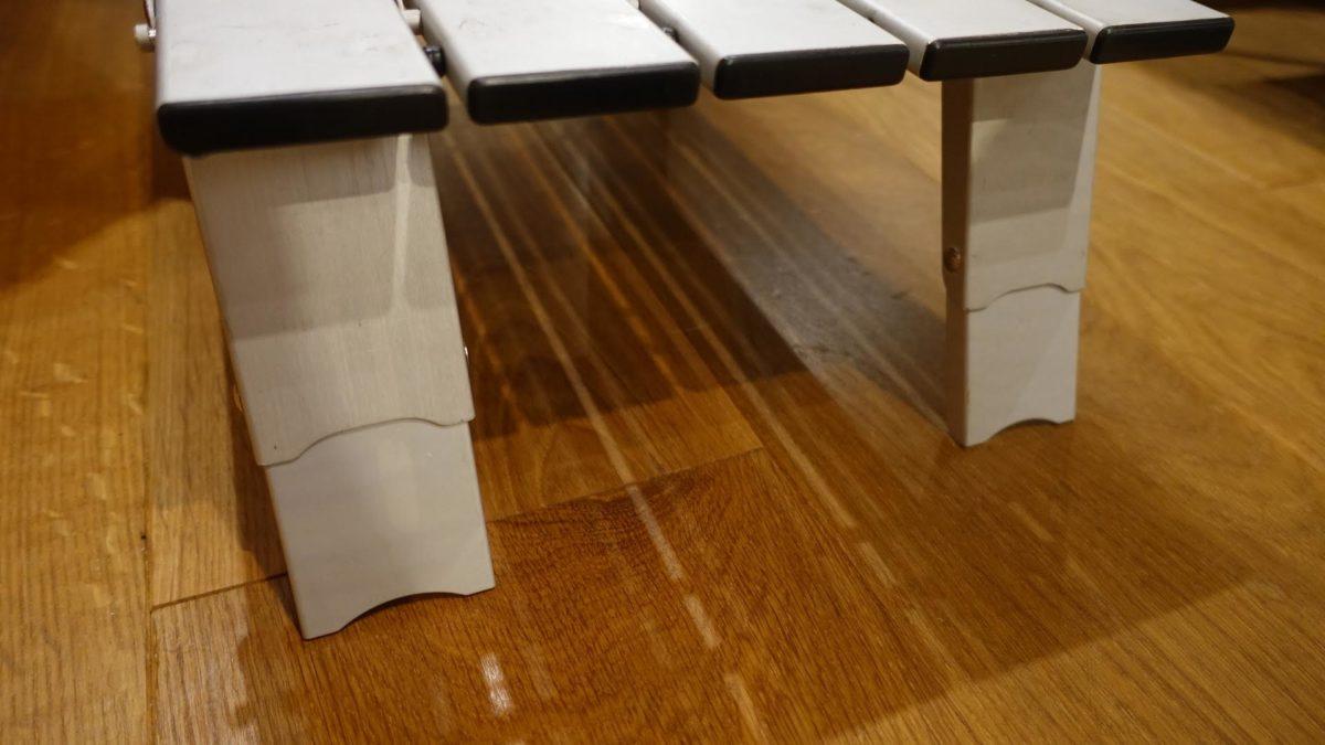 GSIマイクロテーブル スモールの脚