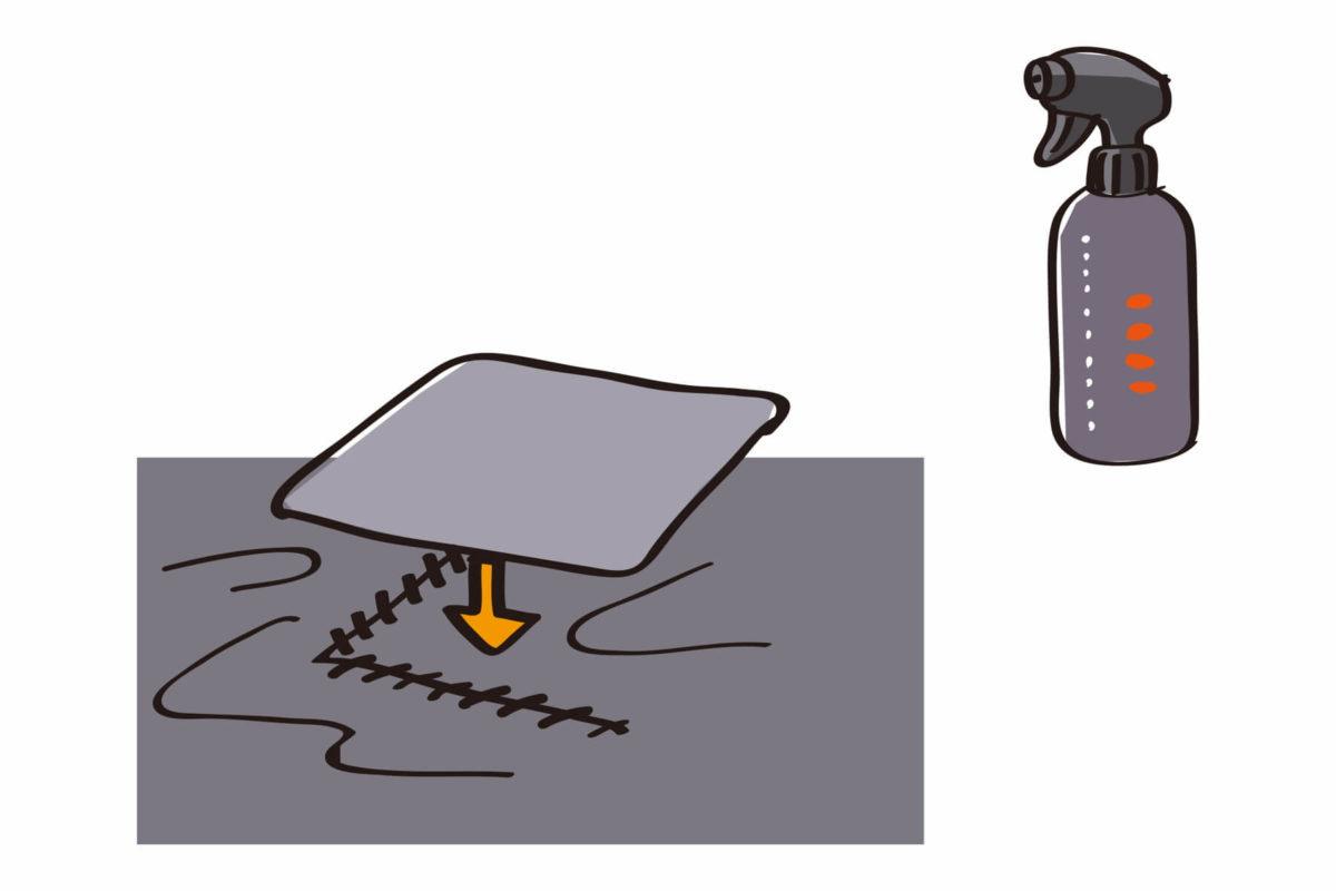 GORE-TEX ウェアのメンテナンス方法