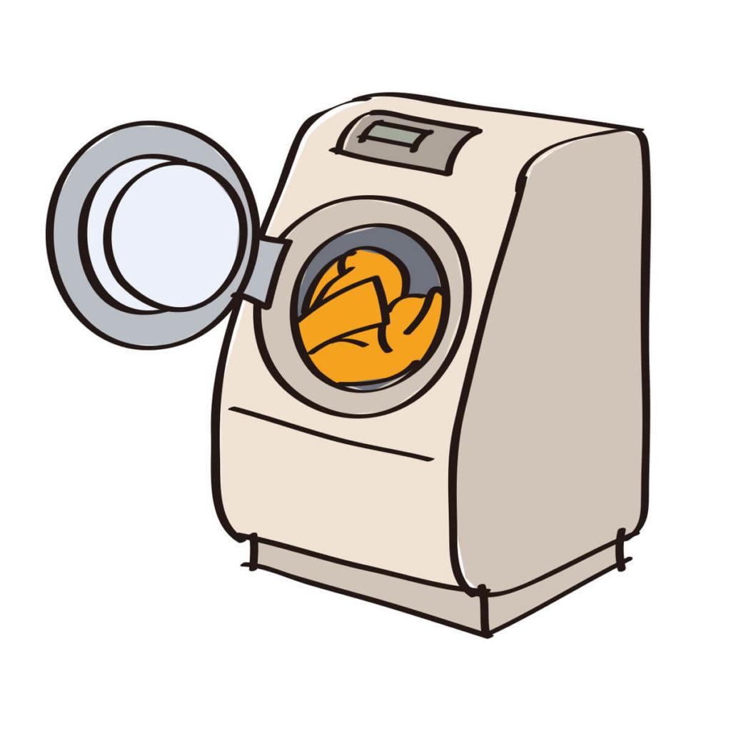 GORE-TEX ウェアの洗濯方法