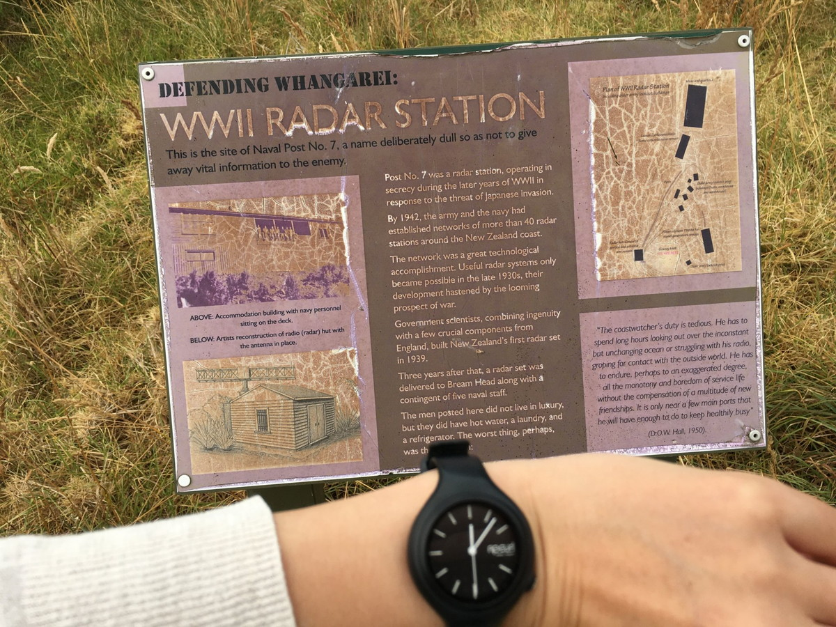 WWII Radar Station