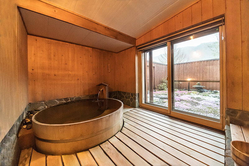 西野温泉 やまかの湯