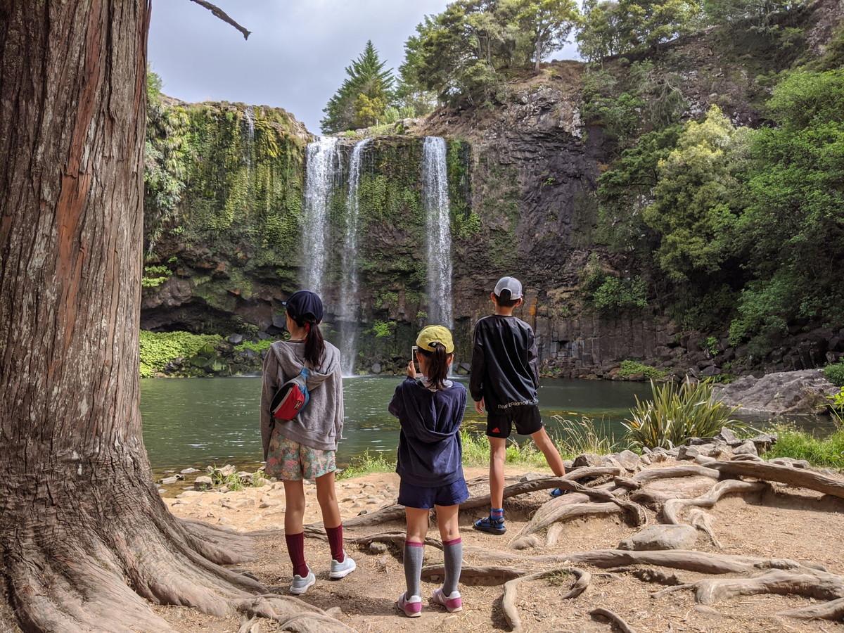 ニュージーランド北島 家族で楽しむローカル旅