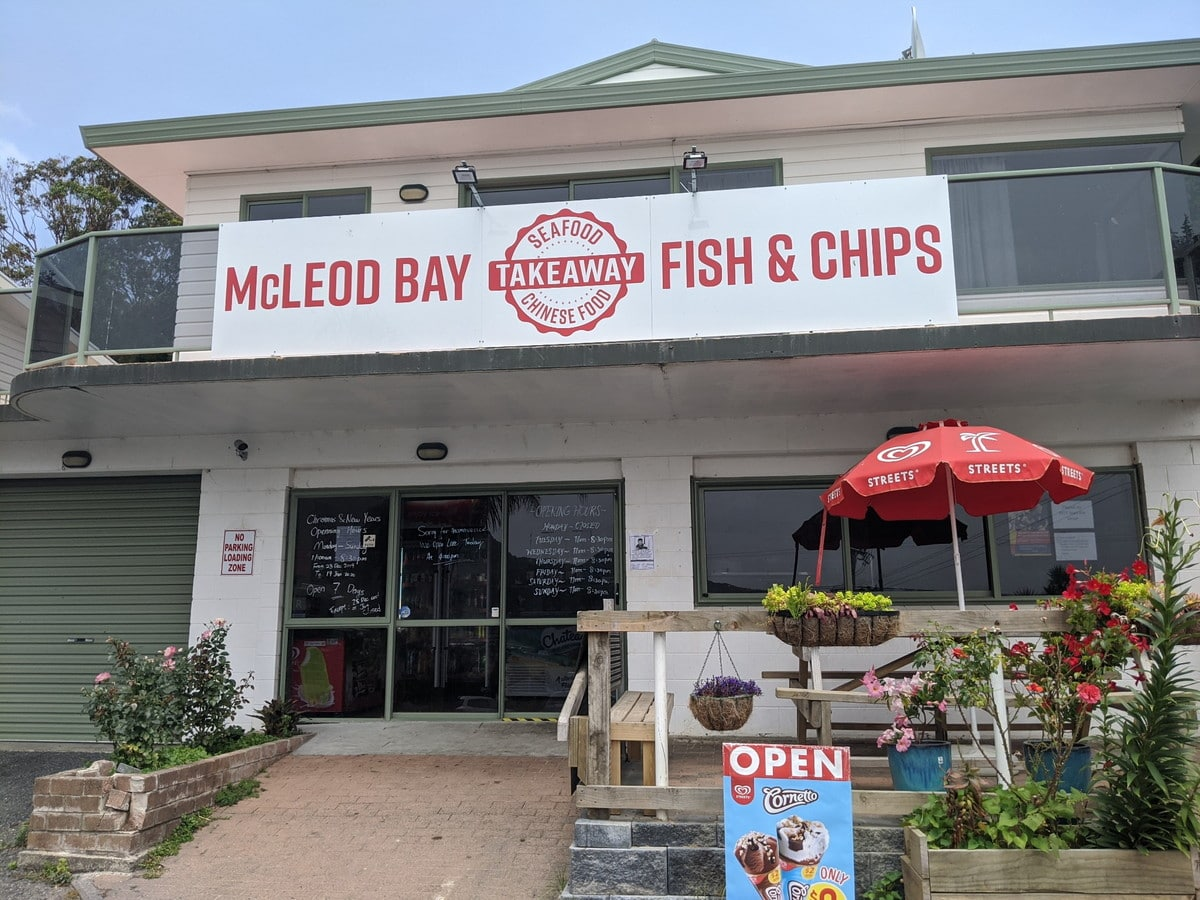 McLeod Bay Fish and Chips