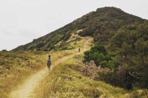 ニュージーランド・ローカル旅 ~南太平洋を一望するローカル登山~