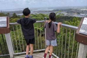 ニュージーランド・ローカル旅 ~パリハカの丘~