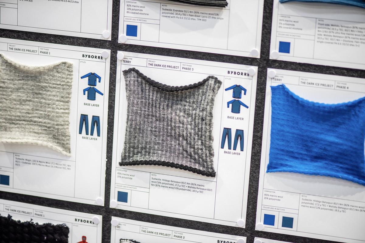パフォーマンスにおける衣服の技術的属性と構造、ウールが果たす役割とは