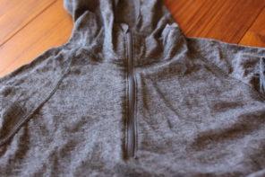 ウールの良さを実感!ダックワース ベイパーウールフーデットシャツ