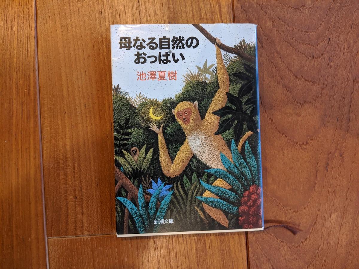 母なる自然のおっぱい-池澤 夏樹