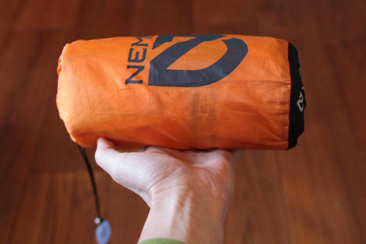 NEMO登山用テントマットの種類