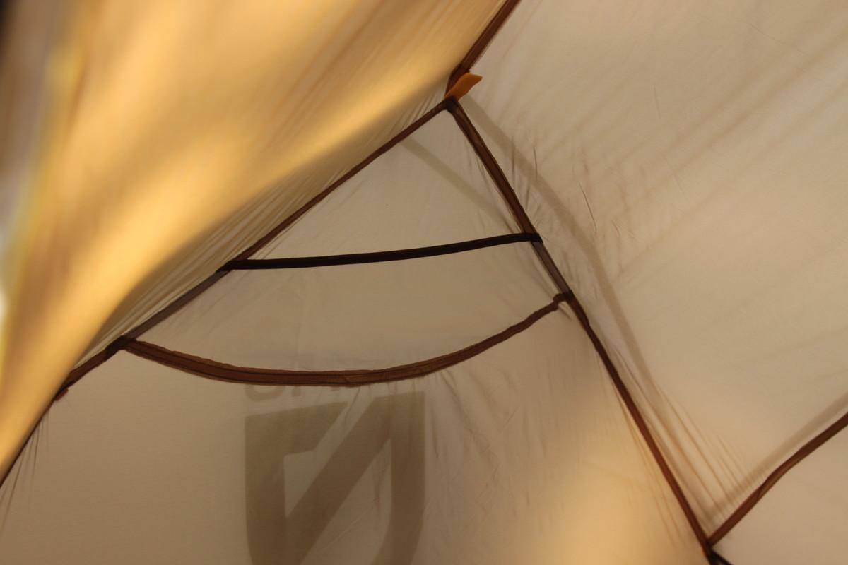 NEMOダガーストームテント 内部のポケット