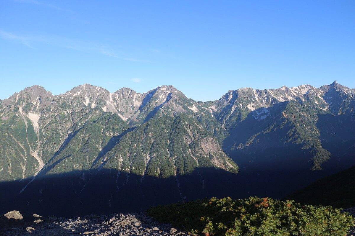 穂高岳(ほたかだけ)の登山