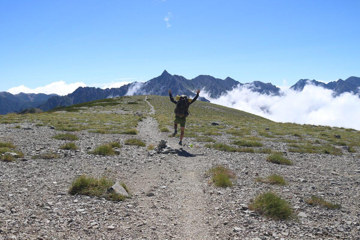 槍ヶ岳(やりがたけ)の登山