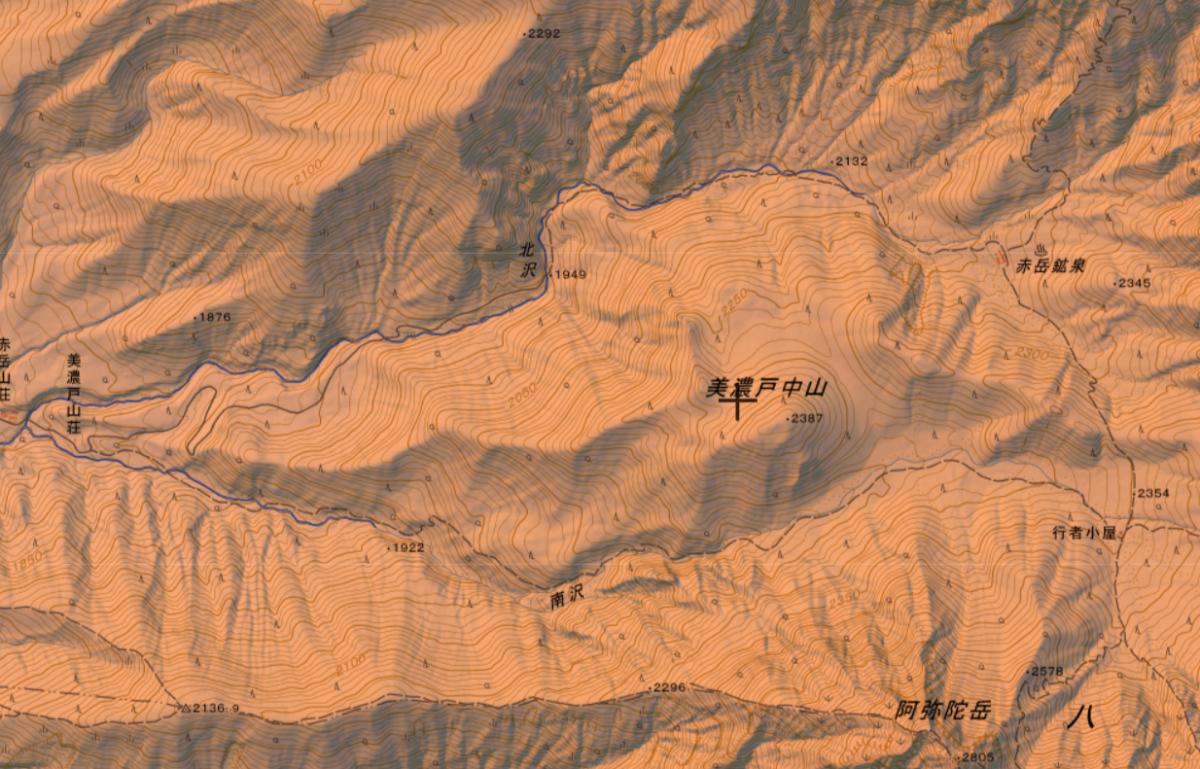 美濃戸からの赤岳鉱泉 行者小屋の見どころ