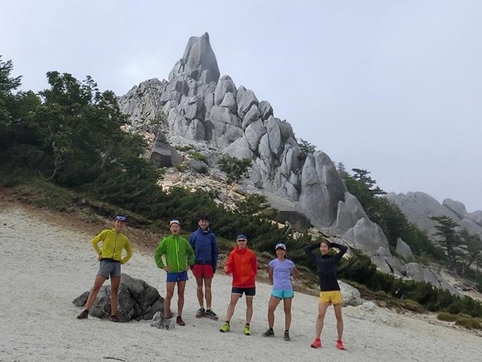 鳳凰山(ほうおうさん)の登山