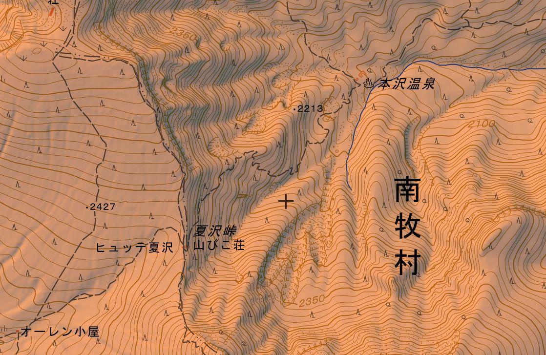 北八ヶ岳 稲子湯から夏沢峠