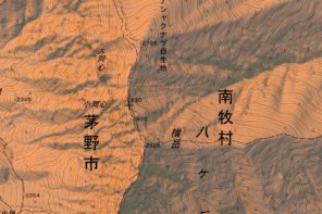 横岳(よこだけ)登山ルート・難易度