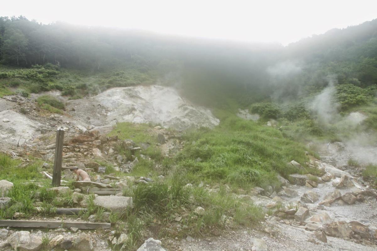 蓮華温泉から白馬岳 登山ルート 見どころ