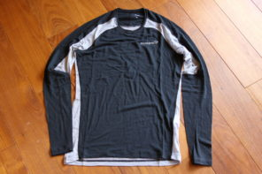 NORRONA ビティホーンウールシャツ トレイルランに最高のロングTシャツ