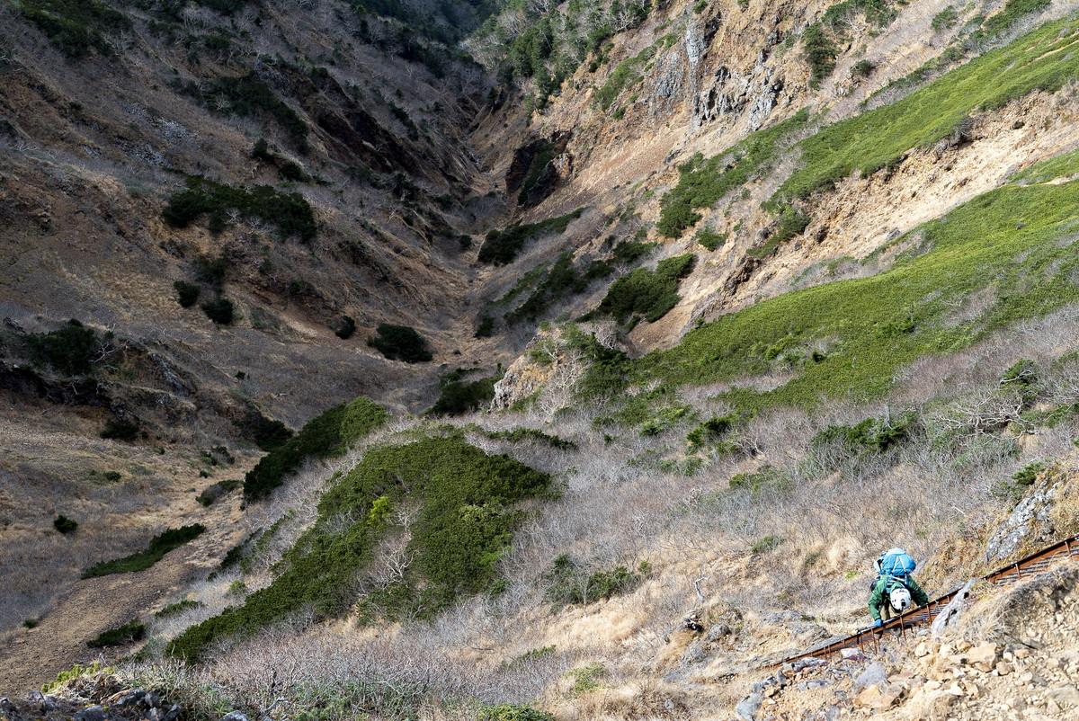 権現岳登山-日帰り登山も可能 難易度別ルート