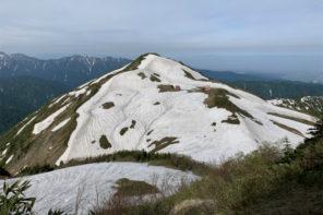 朝日岳から小川温泉 登山ルート・難易度・時期