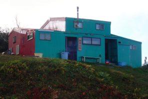 朝日岳から栂海新道 登山ルート・難易度・時期