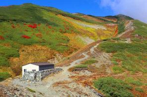 白馬岳から朝日岳 登山ルート・難易度・時期