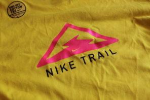 NIKE TRAILのランニングに最適なTシャツ