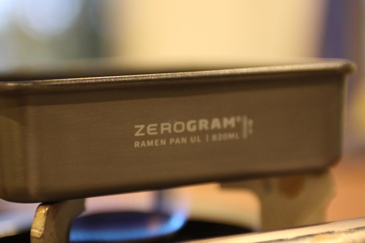 ゼログラムのスクエアクッカーの特徴