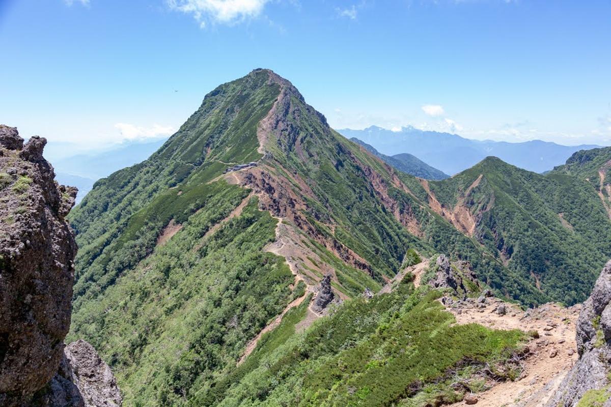 八ヶ岳 赤岳登山
