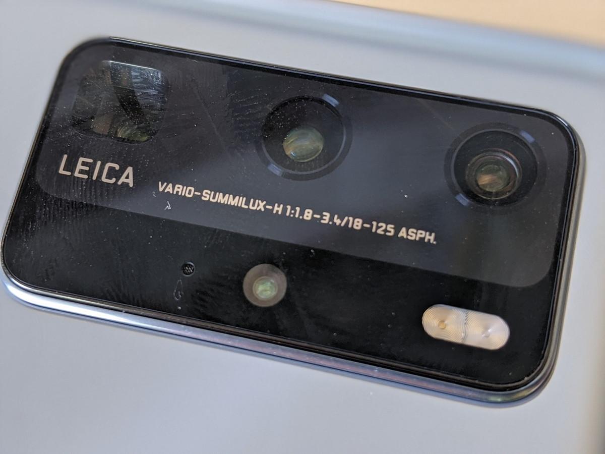 HUAWEI P40 Pro 5Gのカメラ性能